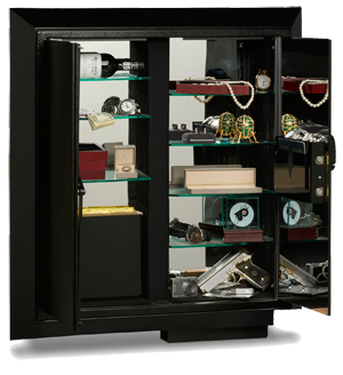 The largest production wall safe available