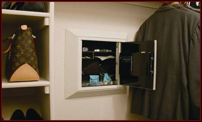 What to Look for When Buying a Wall Safe